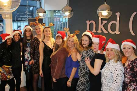 Happy Christmas from the team at NKD