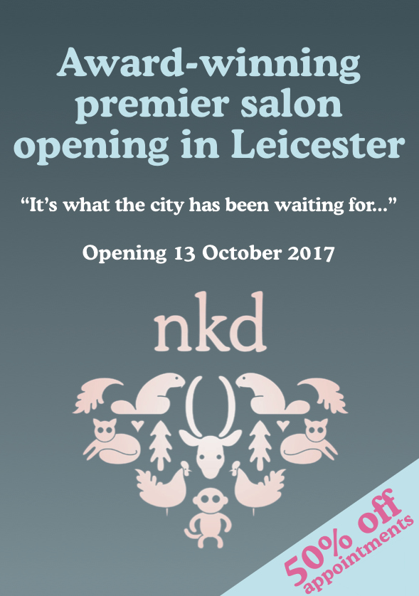 nkd Waxing Specialist Salon Opens Leicester