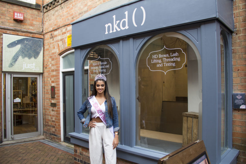 Leicester waxing salon opens
